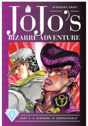 图片 JoJo's Bizarre Adventure: Part 4--Diamond Is Unbreakable, Vol. 1