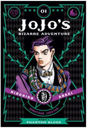 Picture of JoJo's Bizarre Adventure: Part 1--Phantom Blood, Vol. 1