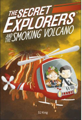 Picture of The Secret Explorers and the Smoking Volcano