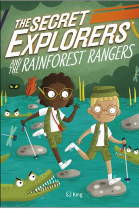 Picture of The Secret Explorers and the Rainforest Rangers