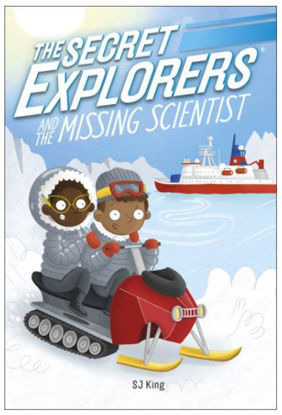Picture of The Secret Explorers and the Missing Scientist