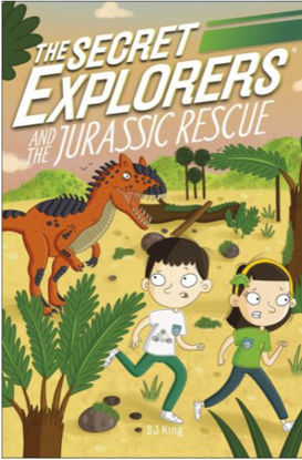 Picture of The Secret Explorers and the Jurassic Rescue