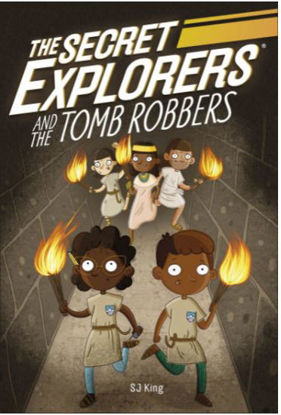 Picture of The Secret Explorers and the Tomb Robbers