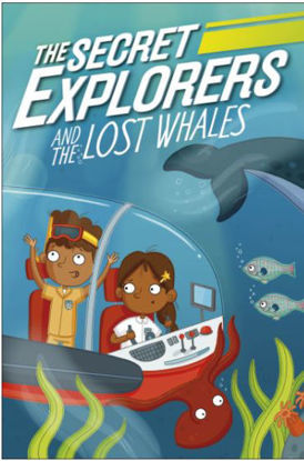 Picture of The Secret Explorers and the Lost Whales
