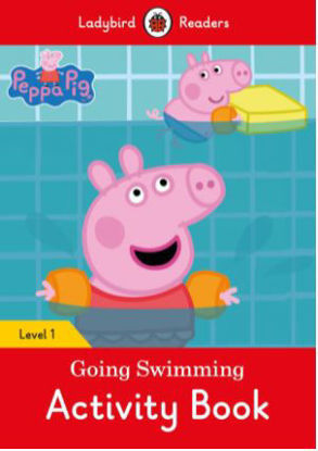 Picture of Peppa Pig Going Swimming Activity Book - Ladybird Readers Level 1