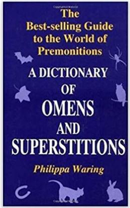 图片 A Dictionary of Omens and Superstitions