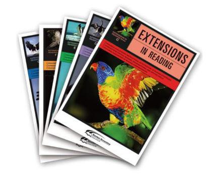 图片 Extensions in Reading: Teacher Mixed Pack C-G