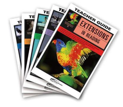图片 Extensions in Reading Teacher Mixed Pack D-H