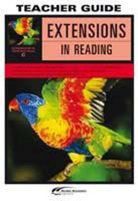 图片 Extensions in Reading Level C: Series C Teacher Guide