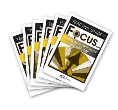 图片 Focus on Maths Level B Teacher Books Set of 6