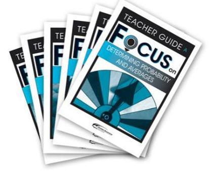图片 Focus on Maths Level A Teacher Books Set of 6
