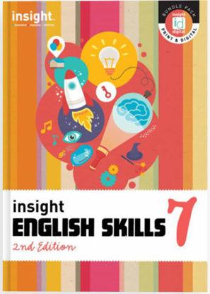 图片 Insight English Skills 7 2nd edition