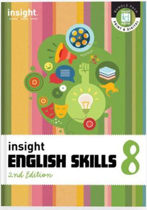 图片 Insight English Skills 8 2nd edition