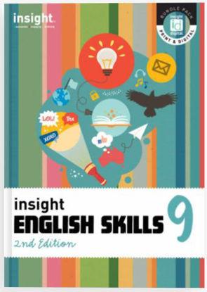 图片 Insight English Skills 9 2nd edition