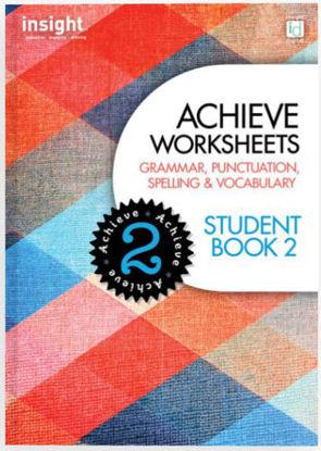 图片 Achieve Worksheets Student Book 2