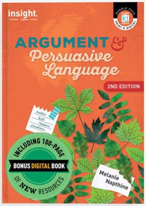 图片 Argument & Persuasive Language 2nd edition + Bonus digital book