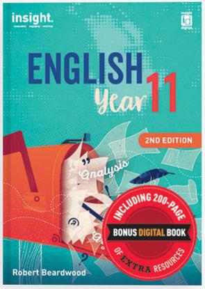 图片 English Year 11 2nd edition + Bonus digital book