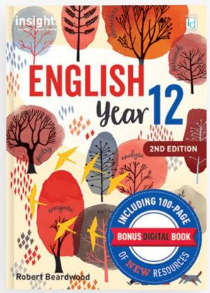 图片 English Year 12 2nd edition + Bonus digital book