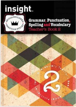 图片 Insight Skills Builders Grammar, Punctuation, Spelling and Vocabulary Teacher's Book 2