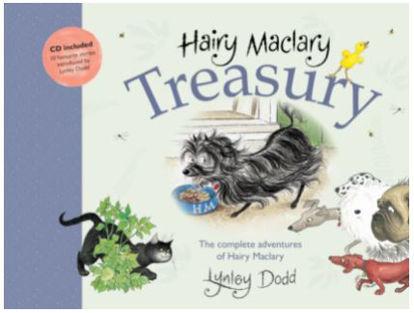 图片 Hairy Maclary Treasury The Complete Adventures of Hairy Maclary