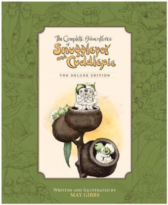 图片 The Complete Adventures of Snugglepot and Cuddlepie: The Deluxe Edition