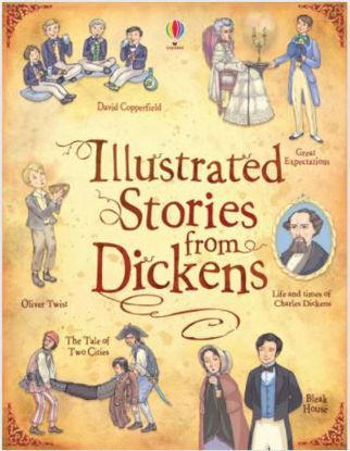图片 Usborne Illustrated Stories From Dickens: Age 7+
