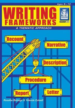 图片 Writing Frameworks – A thematic approach – Ages 8–10