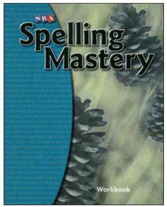 图片 Spelling Mastery - Student Workbook Level E