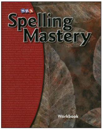 图片 Spelling Mastery - Student Workbook Level F