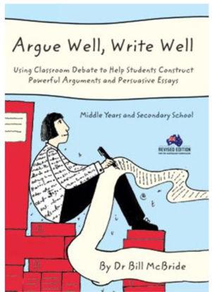 图片 Argue Well, Write Well