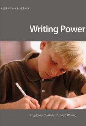图片 Writing Power  Engaging Thinking Through Writing