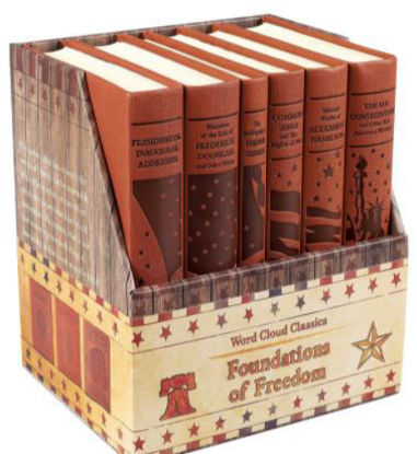 Picture of Foundations of Freedom Word Cloud Boxed Set