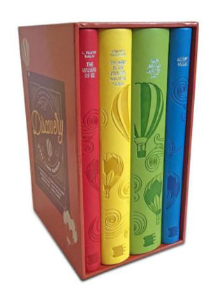 Picture of Discovery Word Cloud Boxed Set