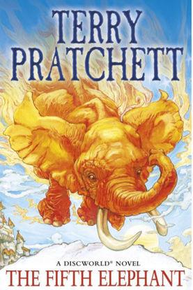 图片 The Fifth Elephant (Discworld Novel 24): from the bestselling series that inspired BBC's The Watch