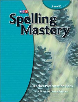 图片 Spelling Mastery Level E, Teacher Materials