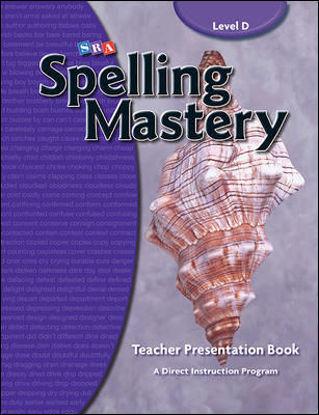 图片 Spelling Mastery Level D, Teacher Materials