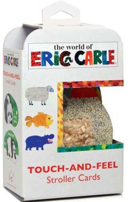 图片 The World of Eric Carle(TM) Touch-and-Feel Stroller Cards