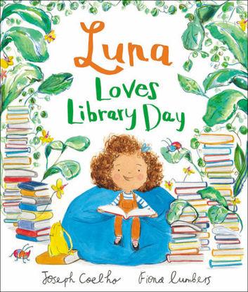 图片 Luna Loves Library Day