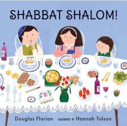 图片 Shabbat Shalom!