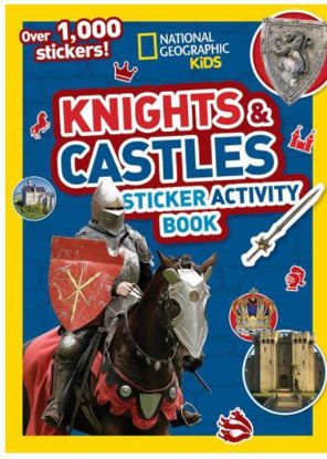 Picture of Knights and Castles Sticker Activity Book