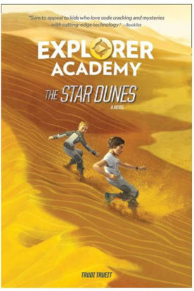 Picture of Explorer Academy - The Star Dunes