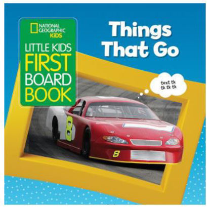 Picture of Little Kids First Board BookThings That Go