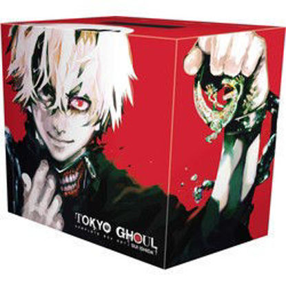 Picture of Tokyo Ghoul Complete Box Set: Includes vols. 1-14 with premium