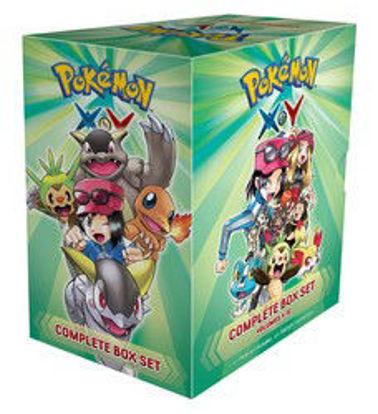 Picture of Pokemon X.Y Complete Box Set: Includes vols. 1-12
