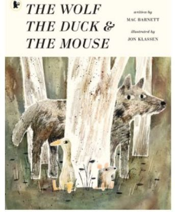 Picture of The Wolf, the Duck and the Mouse