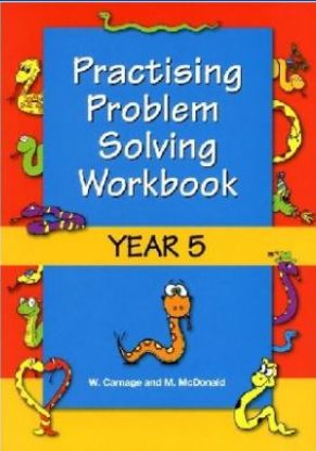 Picture of Practising Problem Solving Workbook Year 5