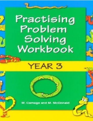 Picture of Practising Problem Solving Workbook Year 3