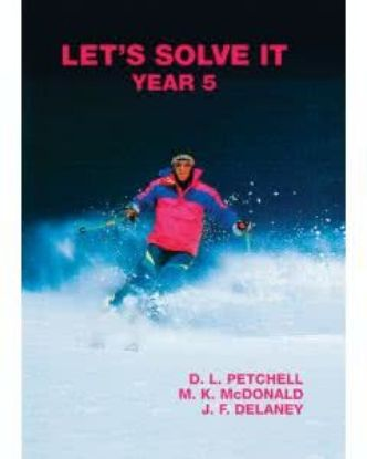 Picture of Let's Solve It Year 5